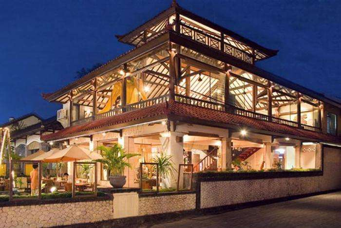Queen's Tandoor Restaurant in Bali