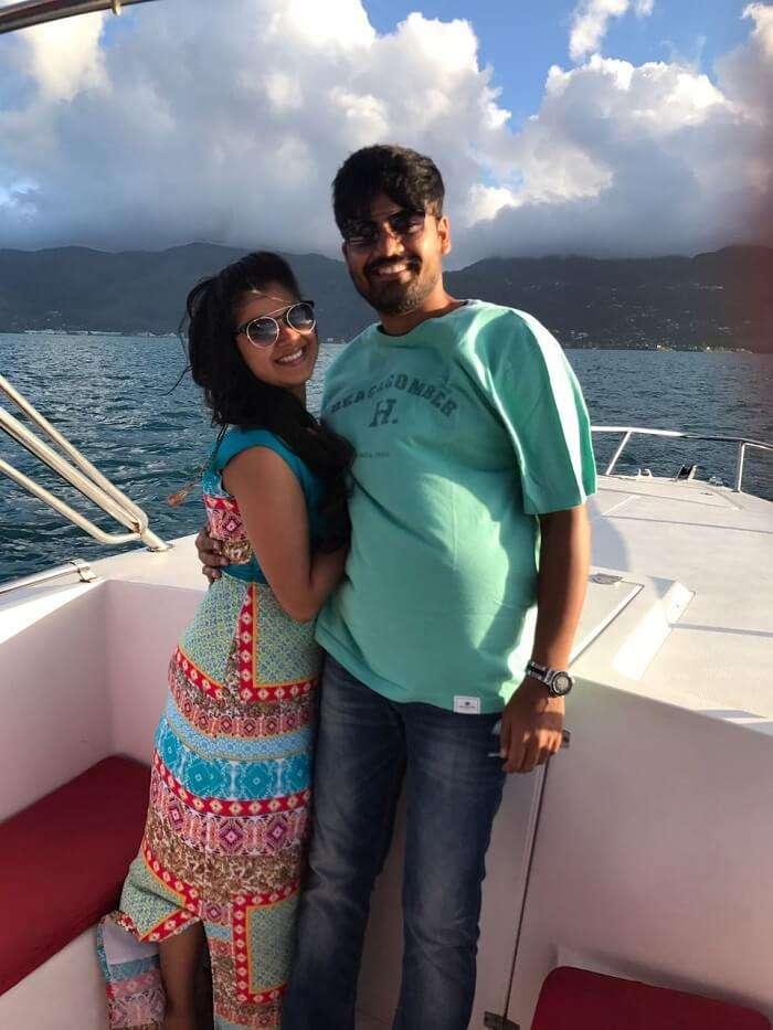 Honeymoon trip in Seychelles
