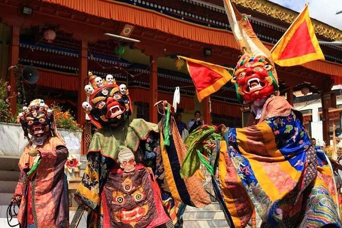 couples can celebrate Losar festival in Gangtok this new year eve