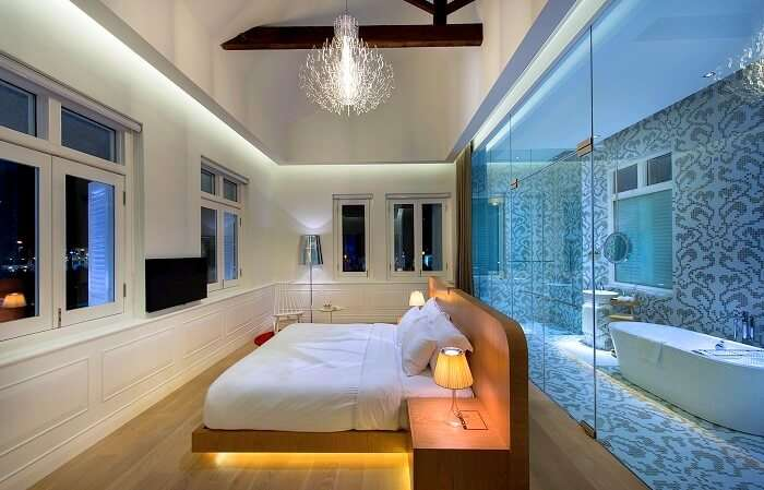 Macalister Mansion in Malaysia