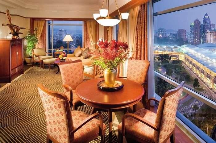mandarin hotel in malaysia