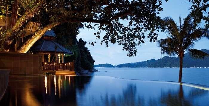 pangkor laut resort in malaysia