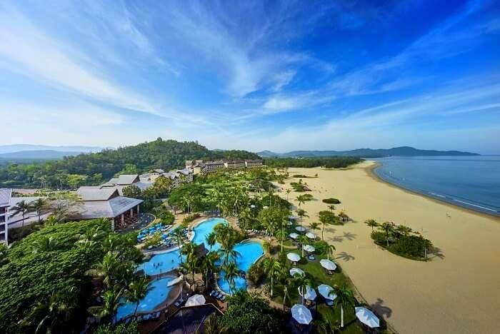 shangrila rasa resort malaysia