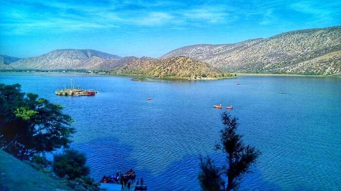 siliserh lake alwar