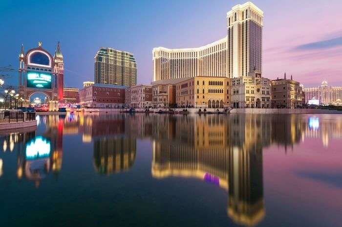luxury hotels in macau