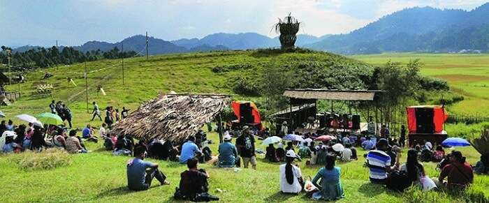 ziro valley fest