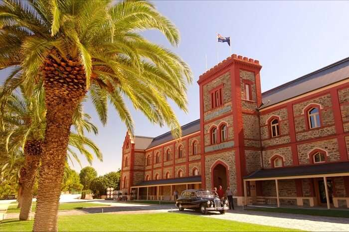 The largest Chateau in the Australia
