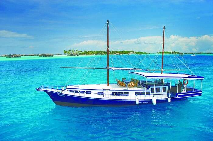 Dhoni Cruise Maldives