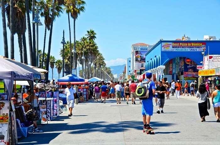 The Venice Beach Music Festival