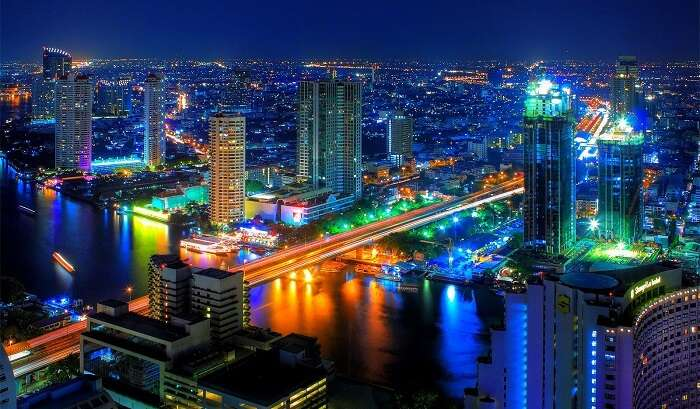 Bang Rak in Thailand
