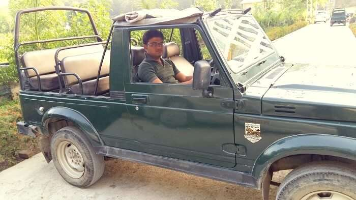 safari in jim corbett
