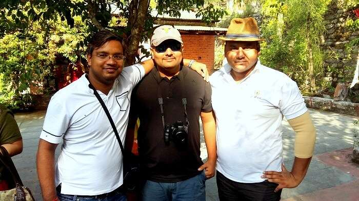 friends in jim corbett
