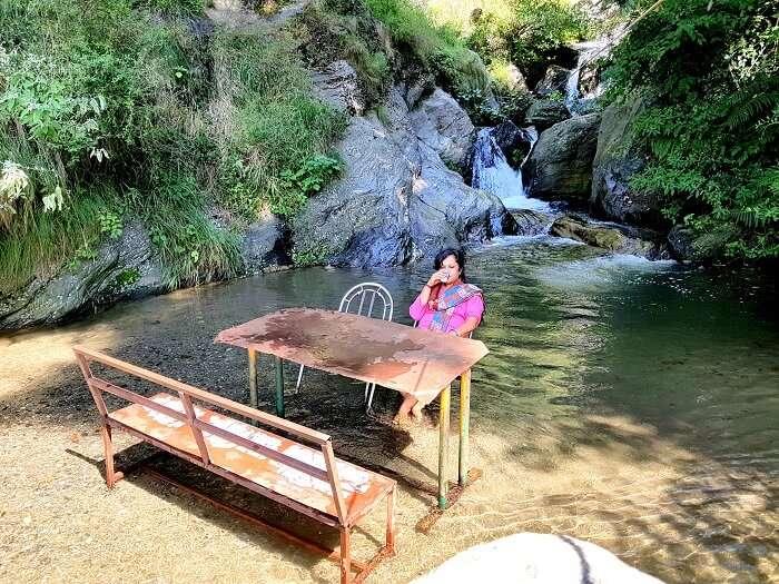 waterfalls in himachal
