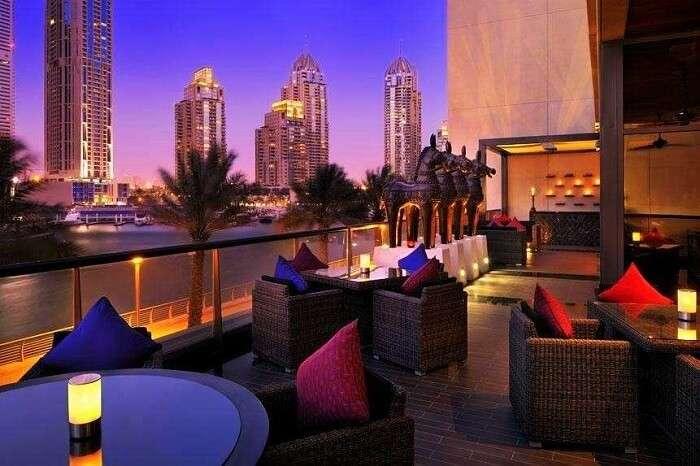 Indego By Vineet, Dubai
