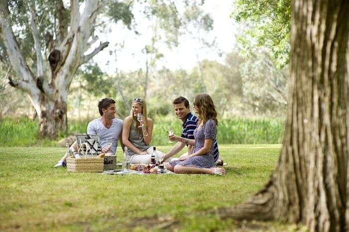 one day tour in Barossa Valley