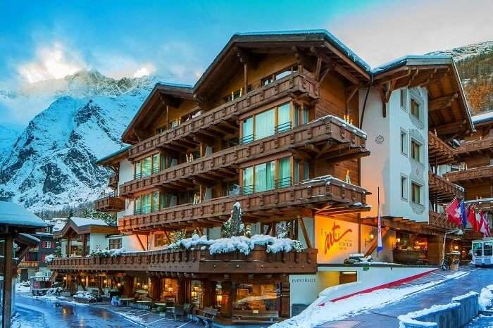 honeymoon resorts in Switzerland