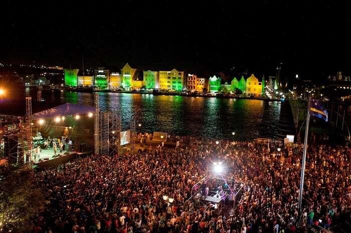 The Curacao North Sea Jazz Festival