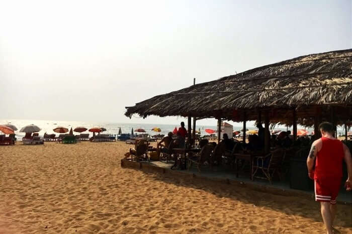 best shacks in Goa