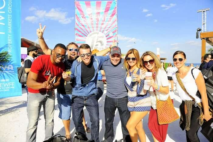 South Beach Wine and Food Festival, Miami