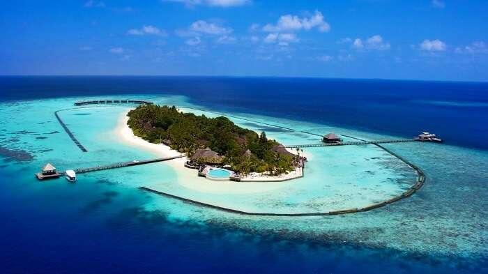 Biyadhoo Island, Maldives