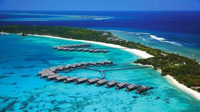 Alimatha Island, Maldives