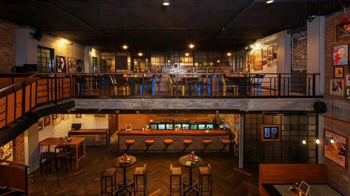 Vapour Pub And Brewery Gurgaon