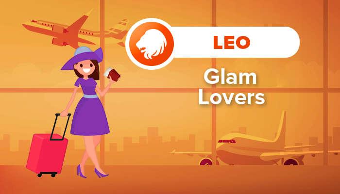 LEO glam lovers