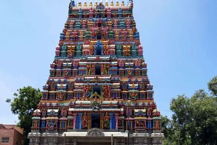 Koniamman Temple Coimbatore