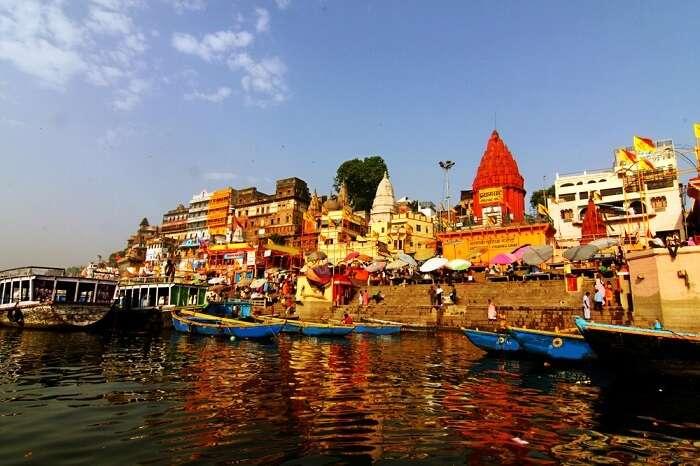 pilgrimage site to varanasi