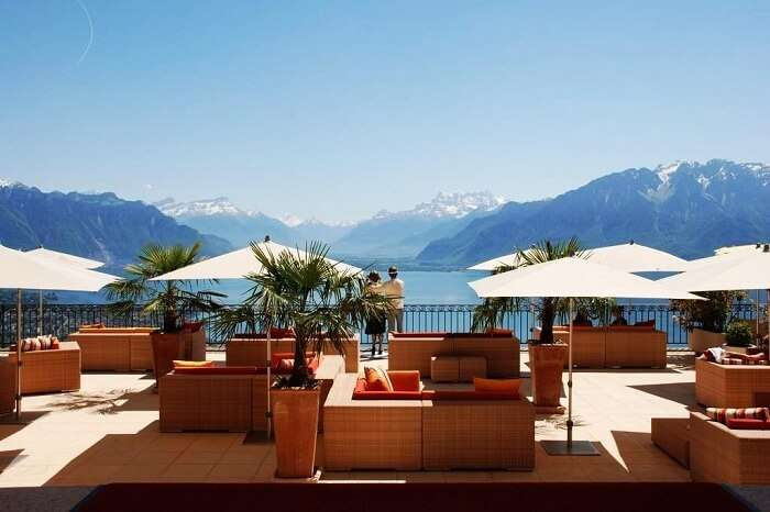 Le Mirador Resort & Spa Switzerland