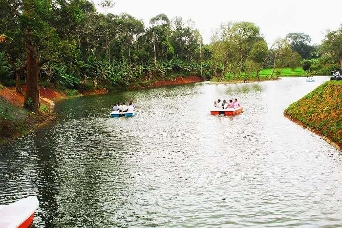 Vasalurpatty Boat House