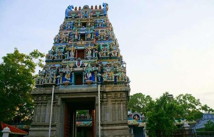 Ramar Temple Coimbatore
