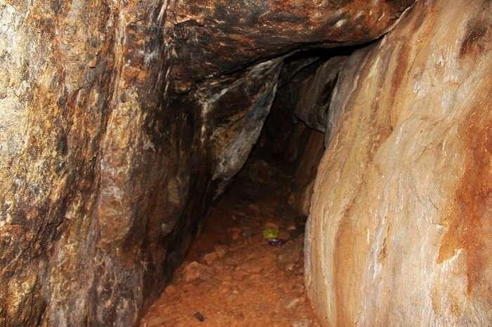 The Siddhar Caves Kolli Hills