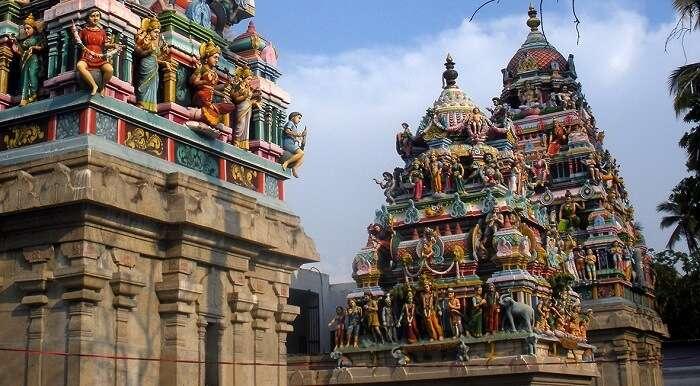 Kottai-Easwaran Temple Coimbatore