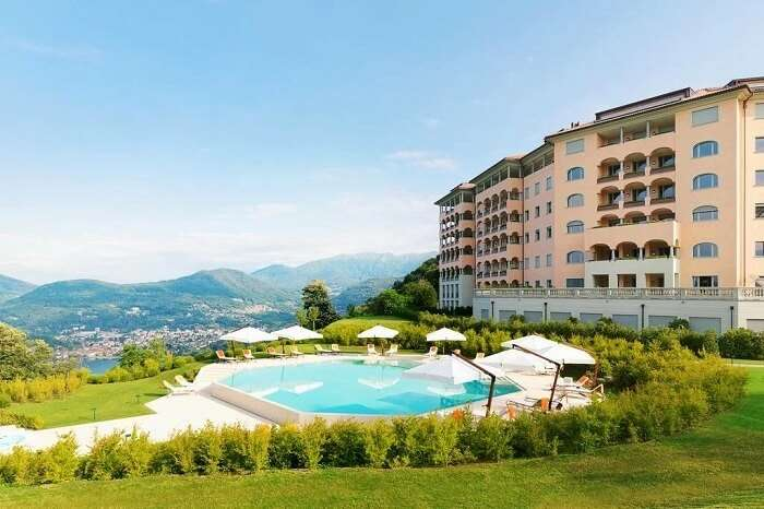 Resort Collina d'Oro Switzerland