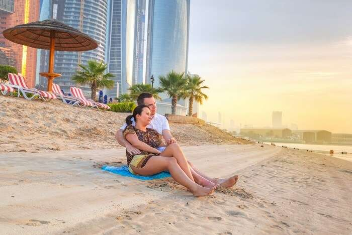 abu dhabi, one of the best honeymoon destinations in 2018