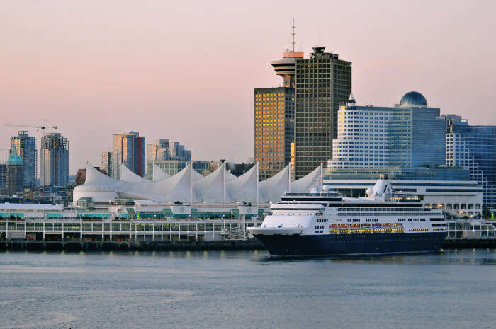Alaska Cruise from Vancouver