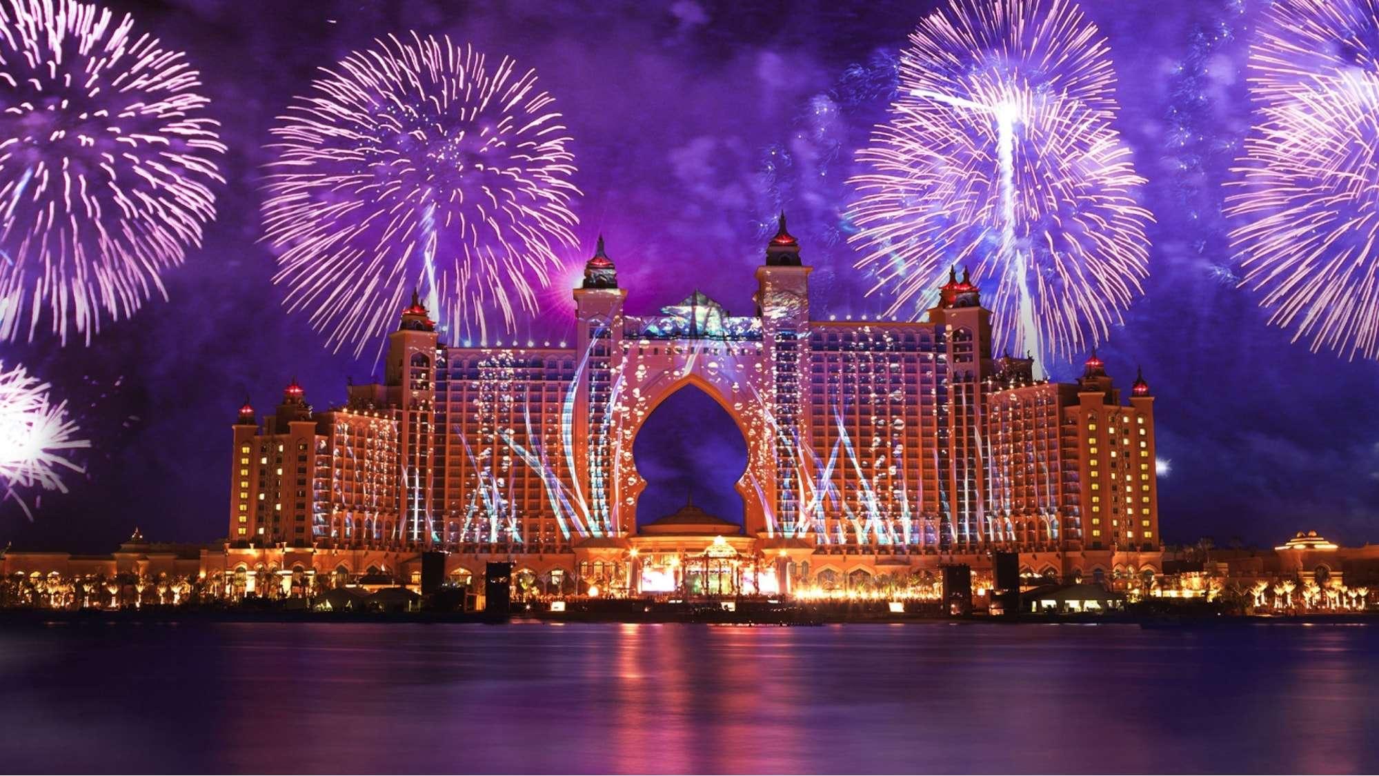 Atlantas hotel of Dubai