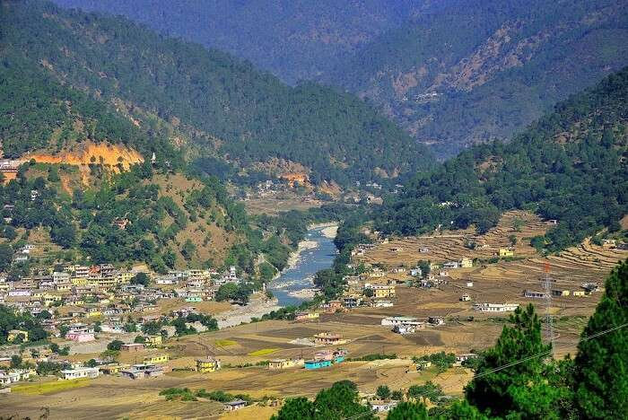go on a trip to Bageshwar, one of the best places to visit near nainital