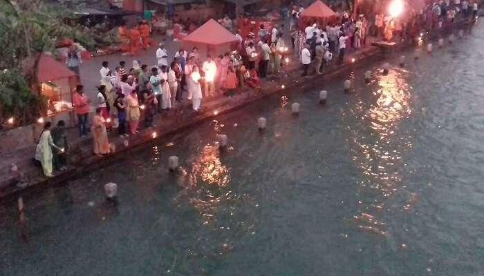 Birla Ghat In Haridwar