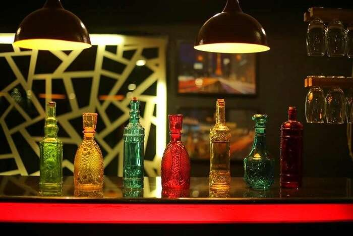 dine at Bonsai in hyderabad
