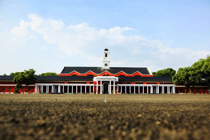 pay your respects at the Chetwode Hall in dehradun