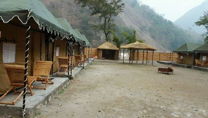 Camps in Rishikesh