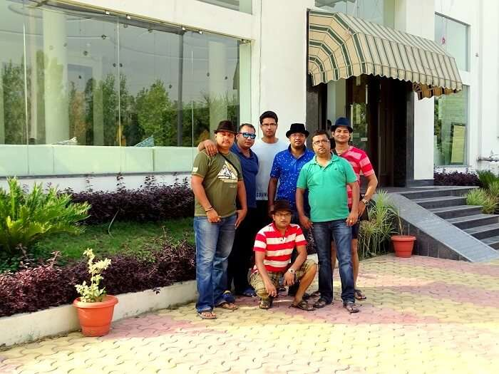 hotels near Jim Corbett