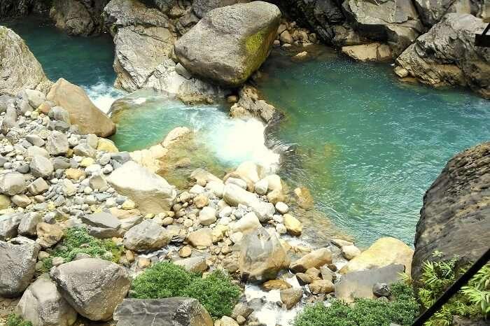 rivers in meghalaya