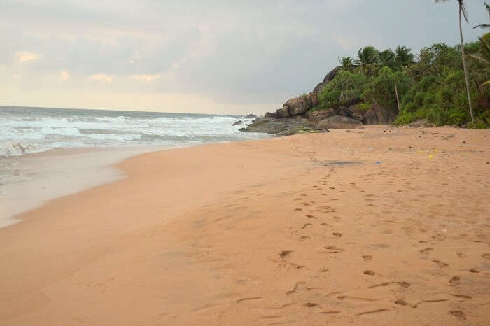 beaches in bentota