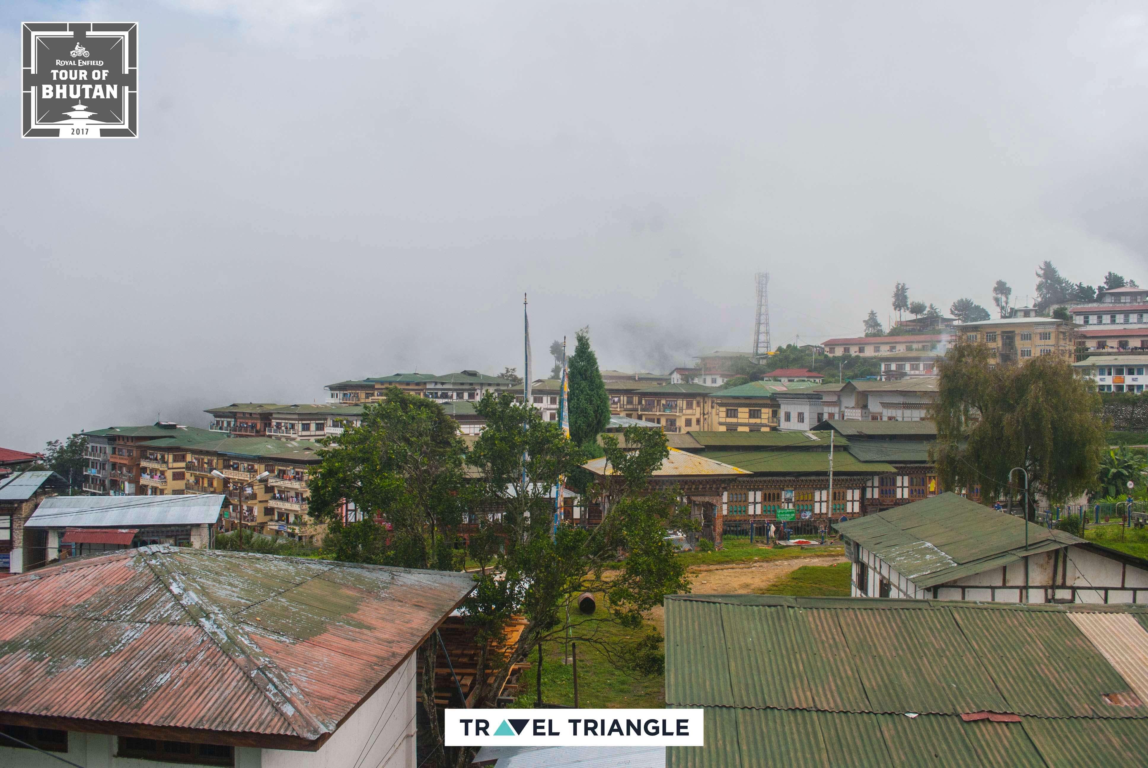 Mongar to Trashigang: the city