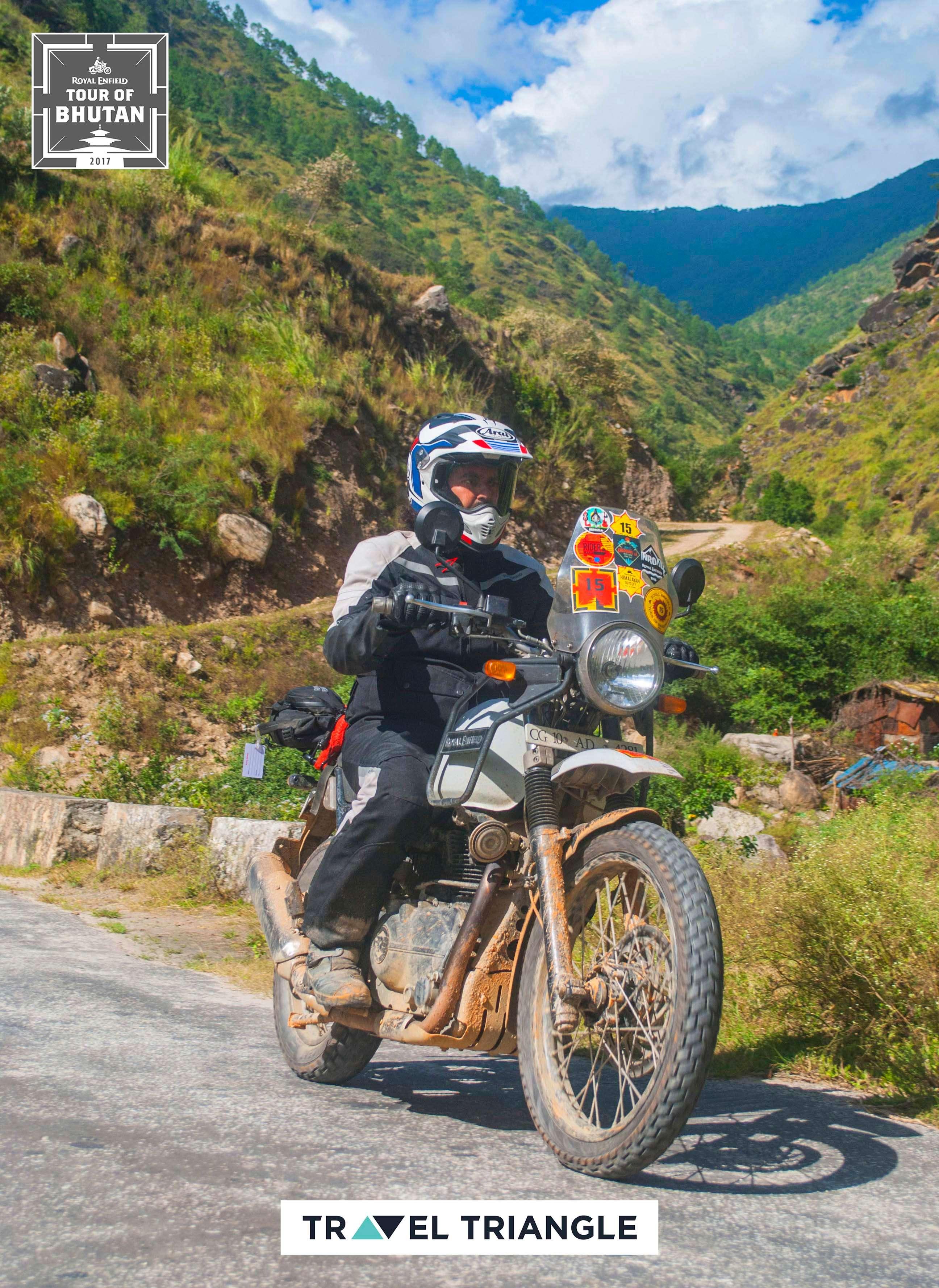 Mongar to Trashigang: a rider on his royal enfield