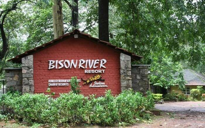 Entry for Bison River Resort in Dandeli