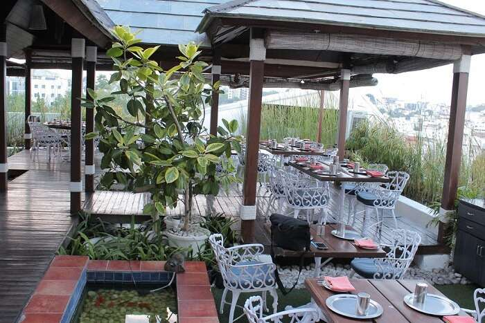 dine at Exotica in hyderabad
